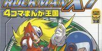 Rockman X7 4Koma Manga Kingdom