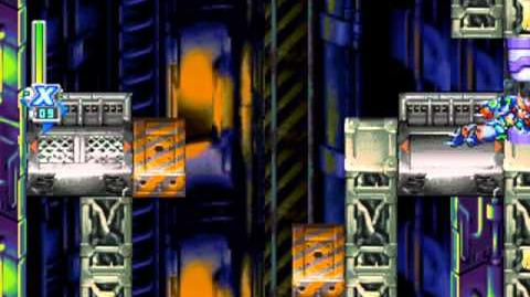 "Megaman X6 ""100%"" TAS in 56 47"