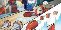 Crash Man/Archie Comics
