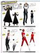 P4D Yu's Costume Coordinate 05