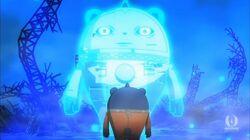 751px-Persona 4 Teddie Shadow
