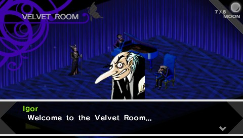 Image result for persona 1 velvet room