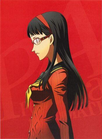 File:P4A Yukiko Amagi Volume 4 Illustration cover.jpg