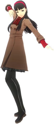 File:P4D Yukiko Amagi School Uniform Midwinter free DLC change .png