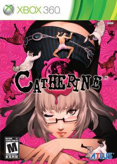 Catherine boxart 360