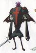 P3M concept art of Emperor Arcana