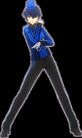 File:P4D Naoto Shirogane deep blue clothes.png