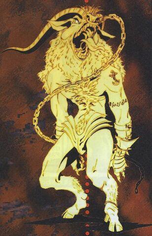 File:Kyuyaku Megami Tensei Minotaur Artwork.jpg
