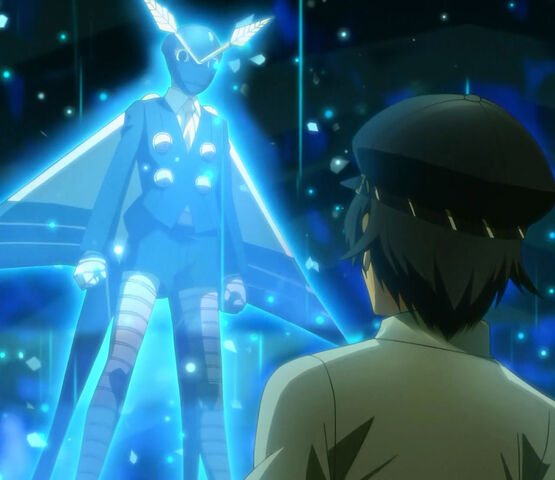 File:Sukuna Hikona appears in Persona 4 The Animation.jpg