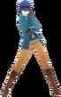 P4D Naoto Shirogane Midwinter Outfit change free DLC