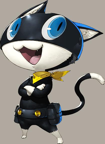 File:P5 Morgana character artwork.png