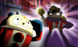 P4AU (P4 Mode, Teddie unexpected faced General Teddie)