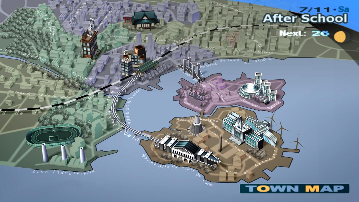 Tatsumi Port Island Megami Tensei Wiki FANDOM Powered By Wikia - Japan map persona 4
