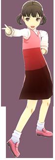 File:P4D Nanako Doijima regular outfit change.PNG