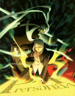 P4-Protagonist&Izanagi