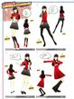 P4D Yukiko's Costume Coordinate 01