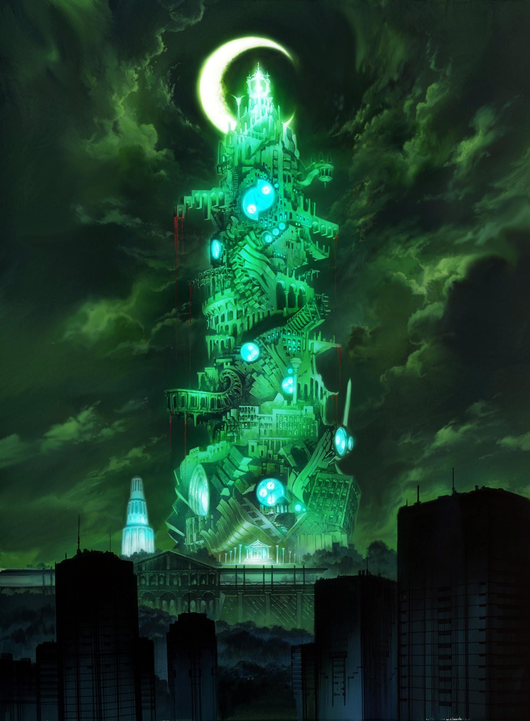 Tartarus Megami Tensei Wiki Fandom Powered By Wikia