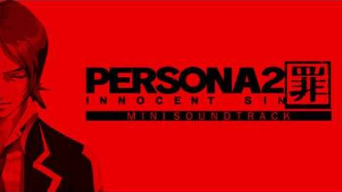 Knights of the Holy Spear Sin or Punishment - Persona 2 Innocent Sin Mini Soundtrack