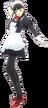 P4D Yukiko Amagi maid uniform