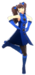 P4D Rise Kujikawa deep blue clothes