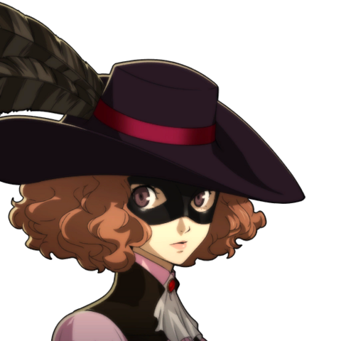 File:P5 portrait of Haru Okumura's phantom thief outfit.png