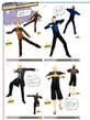 P4D Kanji's Costume Coordinate 03