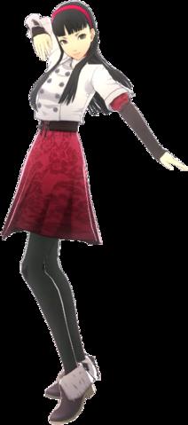 File:P4D Yukiko Amagi Midwinter Outfit change free DLC.png