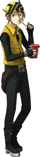 Yuichi Haga render