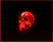 Fire Crystal Skull IS