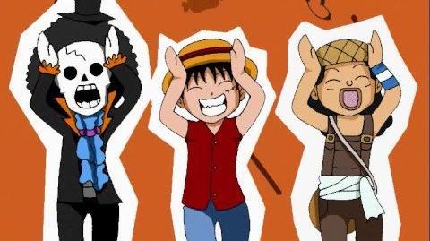One Piece Caramelldansen