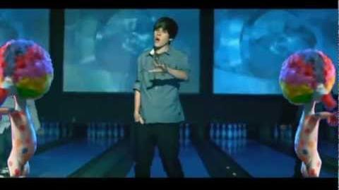 Justin Bieber - Circus Afro Baby