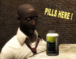 PILLS HERE by TylerTheBox