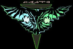Antico emblema dell'Impero Stellare Romulano