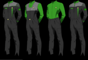 Epsilon Force Uniforms Type 6 by Thommo1701