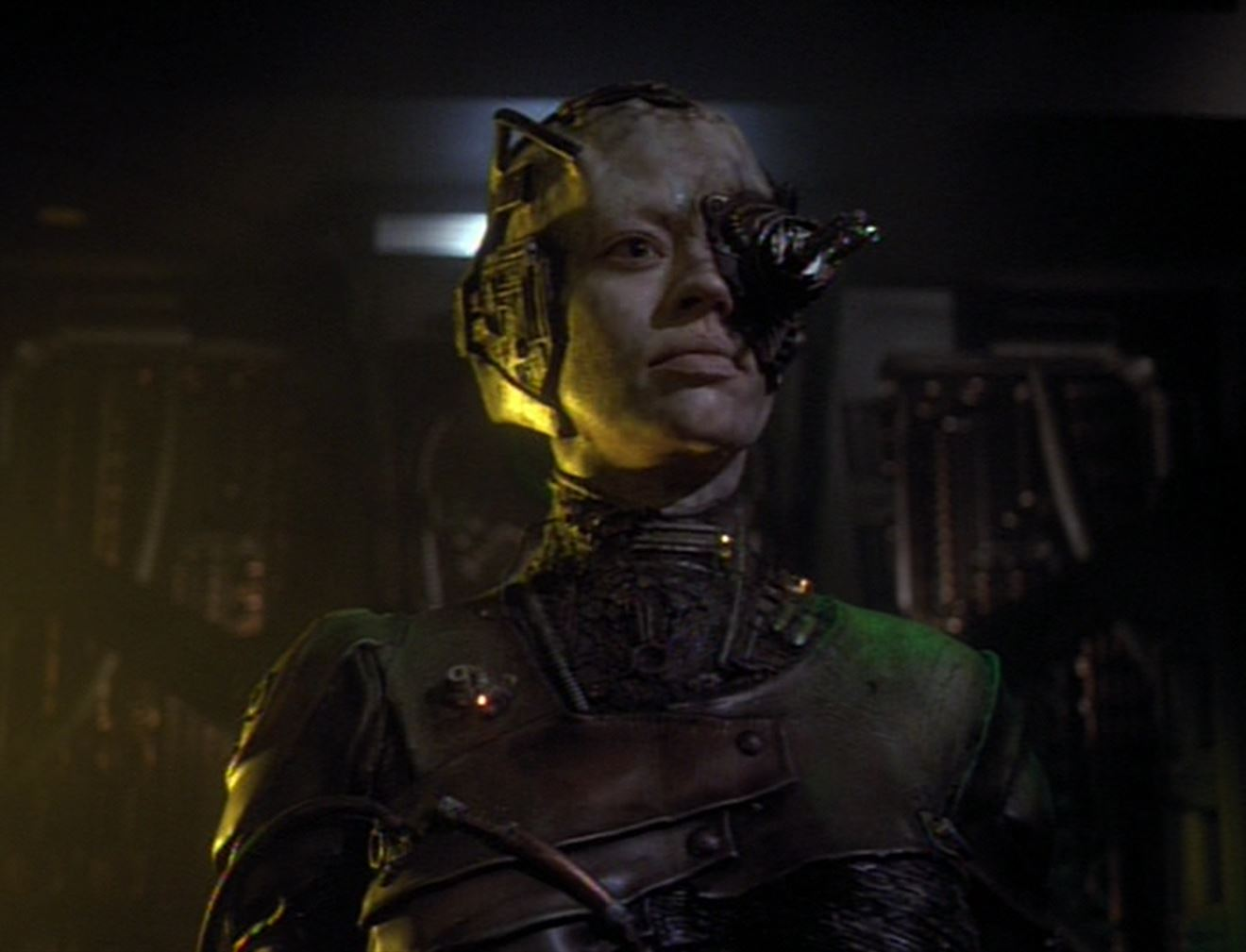 Alternate Timeline Star Trek Voyager Porno with Evil Seven