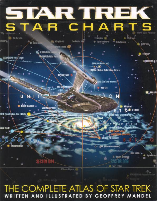 Star trek star charts memory alpha fandom powered by wikia