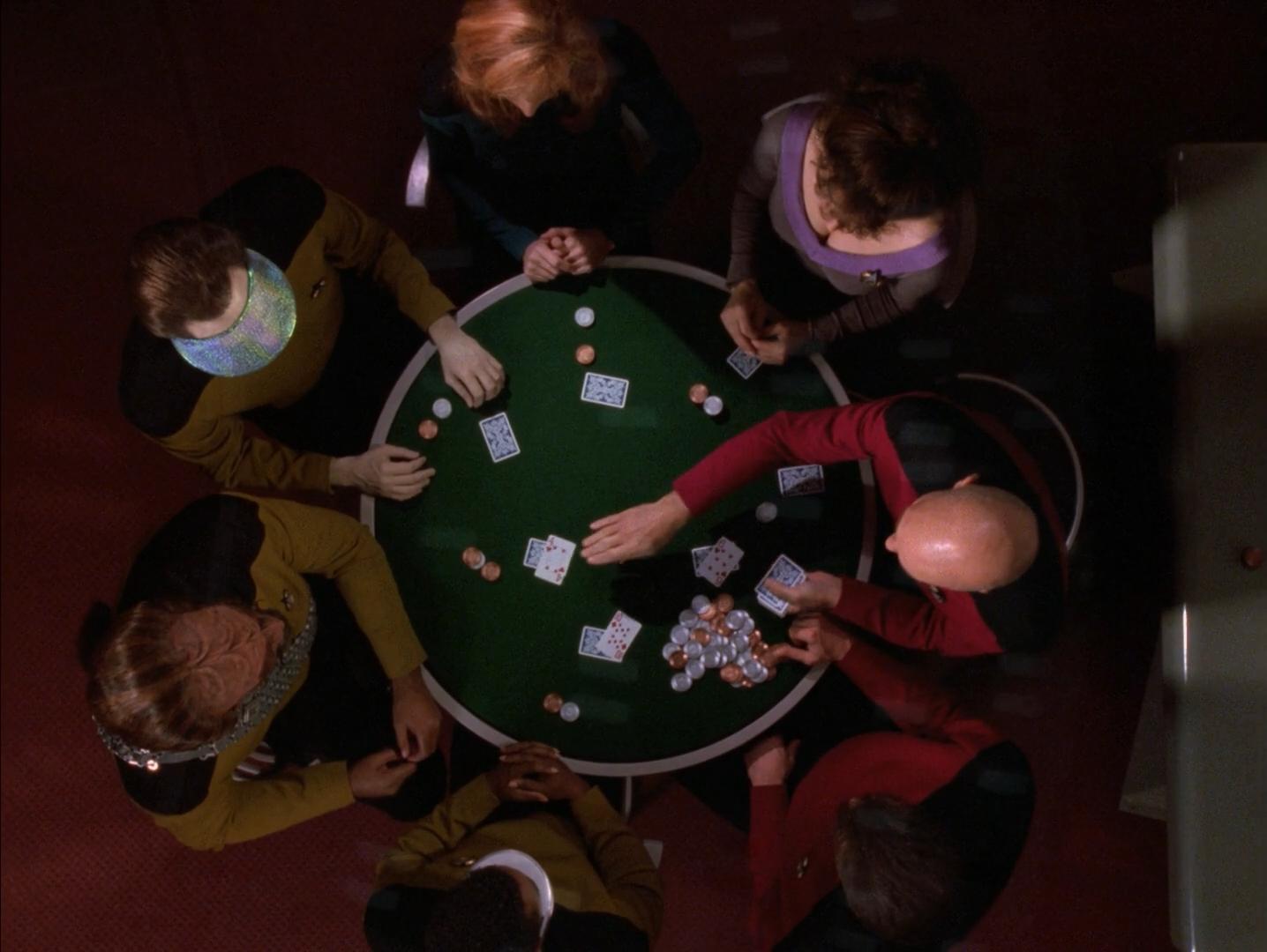 Poker Memory Alpha Fandom Powered By Wikia
