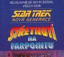 Star Trek: Nová generace - romány v češtině