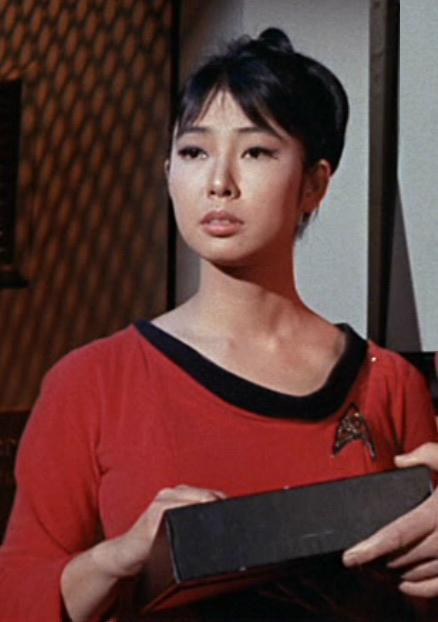 Image result for star trek asian women