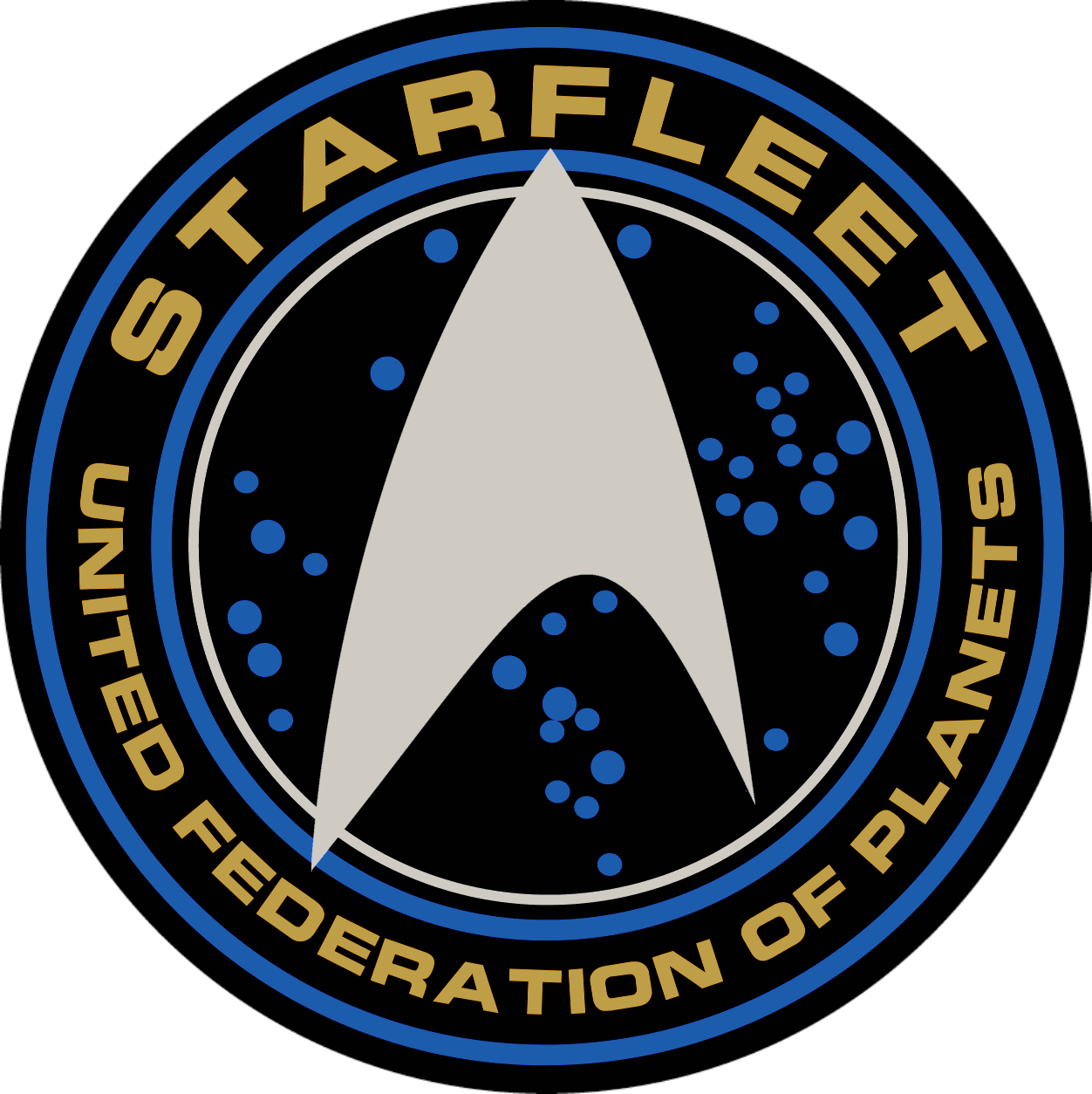 Starfleet_insignia on Star Trek Federation Klingon Romulan Fleet