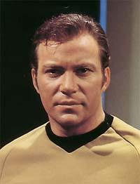 james kirk actor