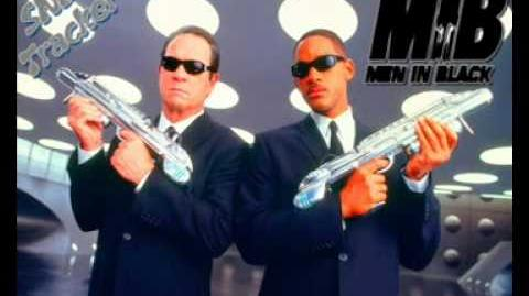 Men in Black Original Score ♫ Take Off Crash - Danny Elfman - 1997 ♫