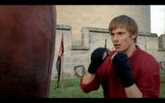 Arthur boxing