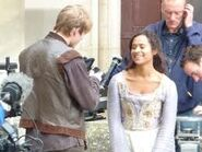 BradleyJames&AngelCoulby