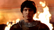 Mordred.. notice his shoulder