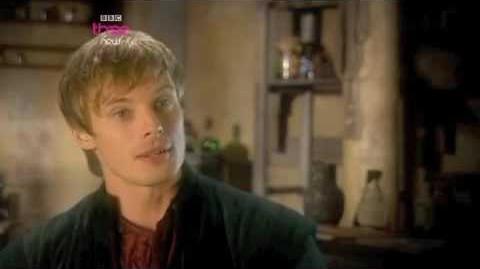 Bradley James - Merlin Secrets & Magic 2