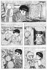 Merlin Comic