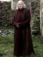 Gaius standing