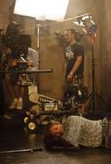 Bradley James Behind The Scenes Series 4-2
