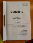 Merlin Series 4 Episode 13 Script